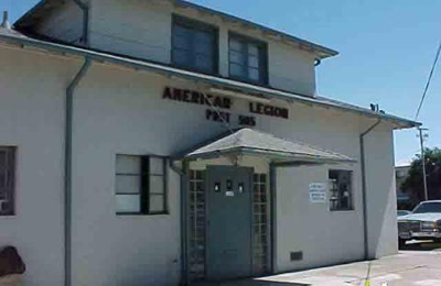 America Legion Post - San Carlos, CA