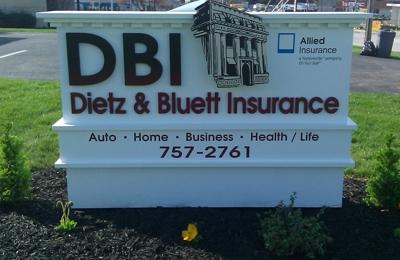 Dietz & Bluett Insurance - York, PA