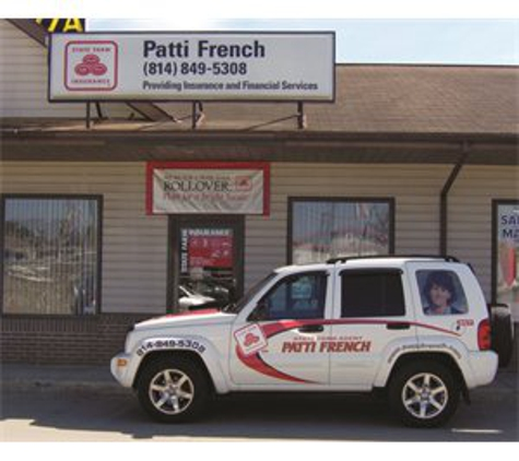 Patti French - State Farm Insurance Agent - Brookville, PA