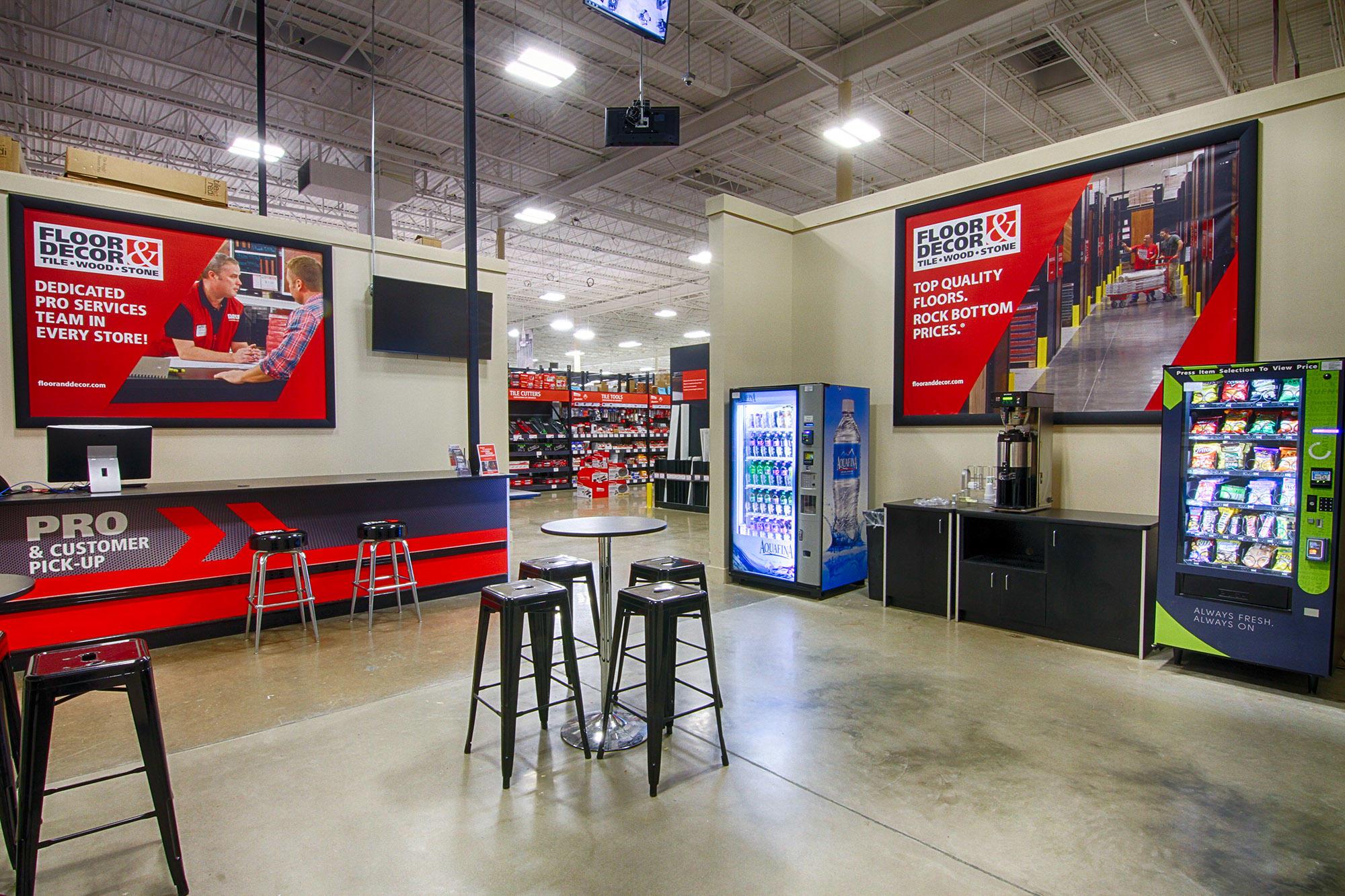 Floor & Decor 4607 Eisenhower Ave