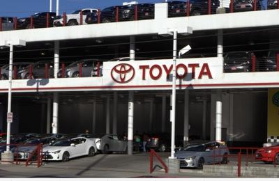 Toyota Mission Hills >> Hamer Toyota 11041 Sepulveda Blvd Mission Hills Ca 91345