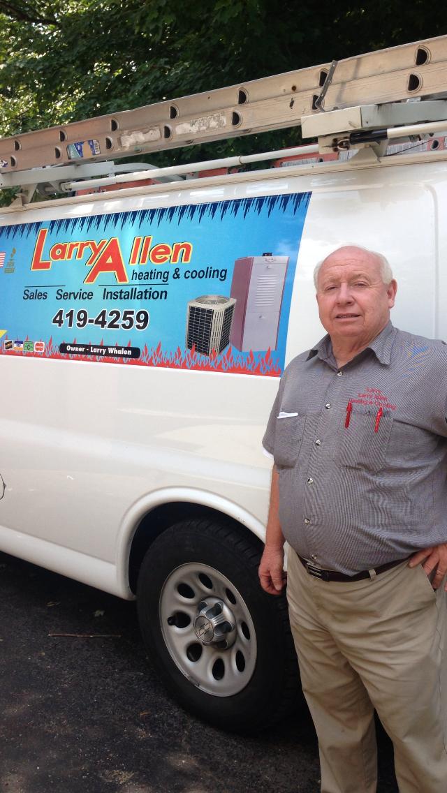 Larry Allen Heating And Air 1622 Huntoon Ave Louisville