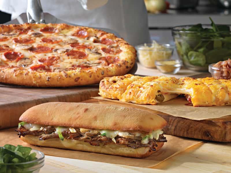 Dominos Pizza 110 Florida Ave Se Denham Springs La 70726