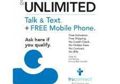 Super Penny Mart & TruConnect Lifeline Free Smartphones 2060