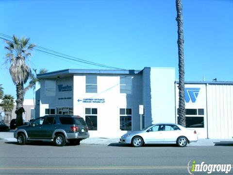 Western Hose Gasket Company 325 W 30th St National City Ca 91950