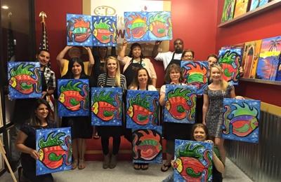 Painting With A Twist San Antonio Alamo Heights 1248 Austin Hwy Ste