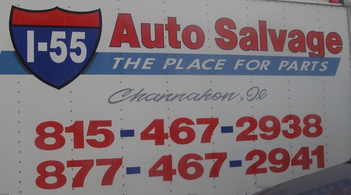 I-55 Auto Salvage 22661 S Frontage Rd, Channahon, IL 60410