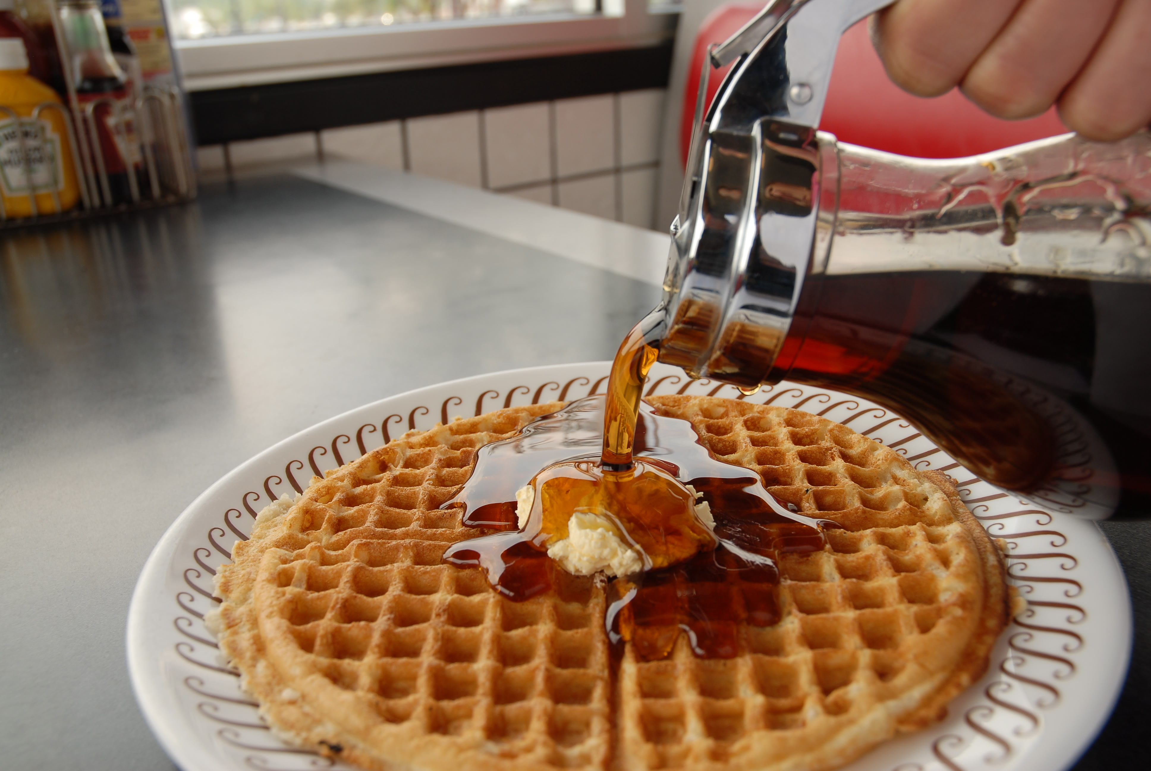 Waffle House 140 Brownswitch Rd Slidell La 70458 Yp Com