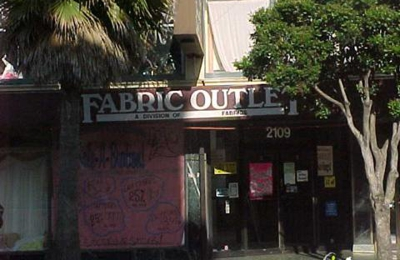 Fabric Outlet - San Francisco, CA