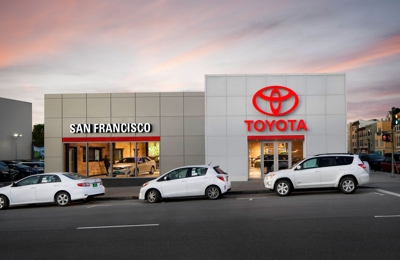 San Francisco Toyota - San Francisco, CA