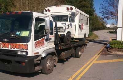 ATLien Towing and Recovery Storage - Fairburn, GA. We tow cars, vans, trucks