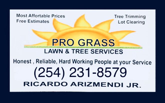 Prograss Lawn Amp Tree Service 805 S 34th St Temple Tx 76501 Yp Com
