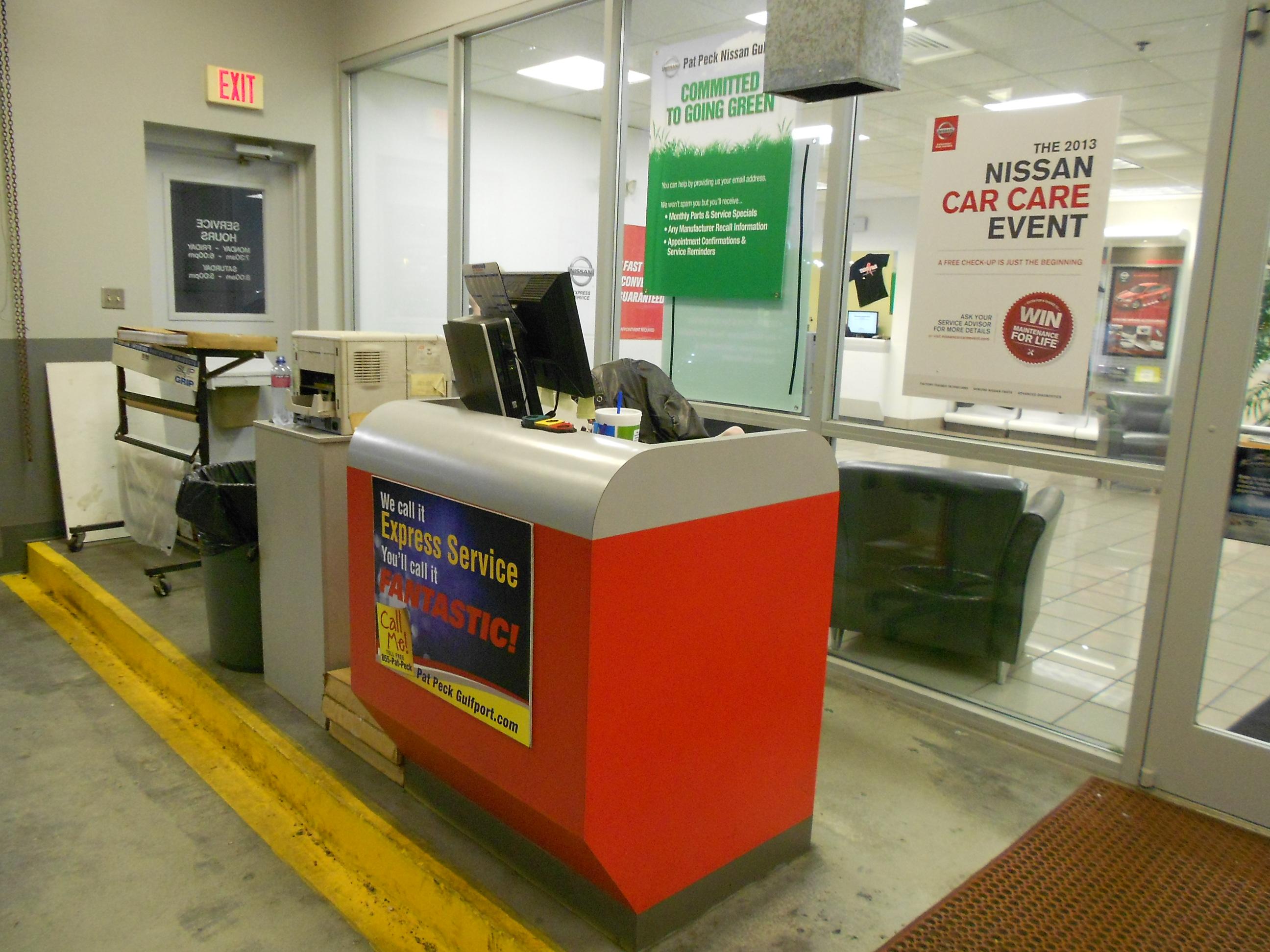 Pat Peck Nissan - Gulfport 9480 Highway 49, Gulfport, MS 39503 - YP.com