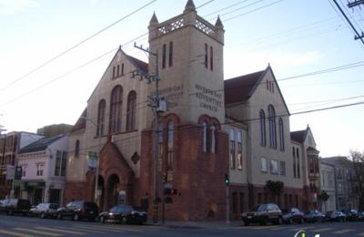 Seventh-Day Adventist Church-Central - San Francisco, CA