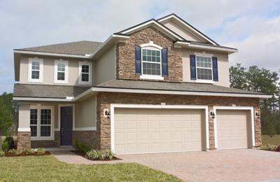 Richmond American Homes 12084 Ariana Elyse Dr Jacksonville Fl