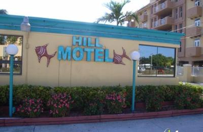 Hill Motel - Hollywood, FL