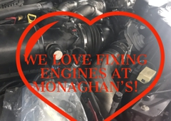 Monaghan's Auto Repair - Las Vegas, NV. Happy Valentine's day everyone! ���� Come to Monaghan's Auto Repair for any vehicle issues you're having.