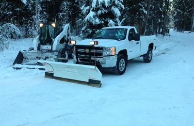 Dale B Deremer Snow Plowing - Fairbanks, AK