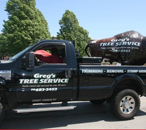 Greg's Tree Service - Bowmansville, NY