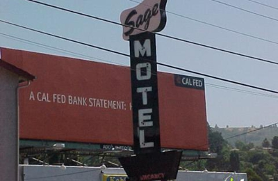 Sage Motel - Oakland, CA