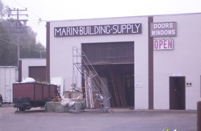 Marin Building Supply - San Rafael, CA