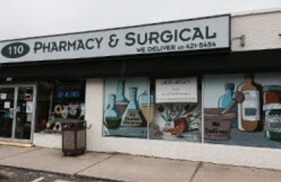 110 Pharmacy & Surgical - Melville, NY