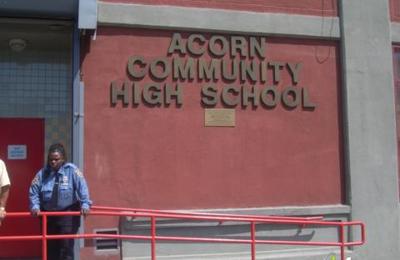 Acorn Community Hs - Brooklyn, NY