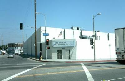Los Angeles Cold Storage Company - Los Angeles, CA