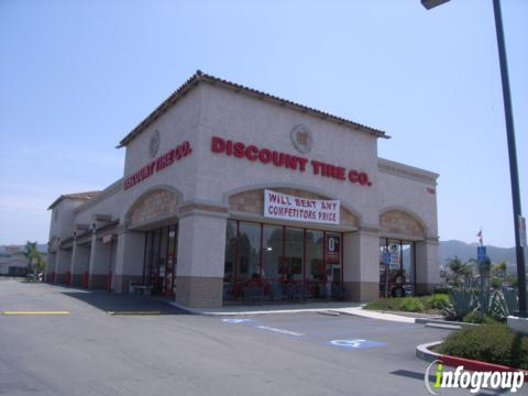 Discount Tire 780 Grand Ave San Marcos Ca 92078 Yp Com