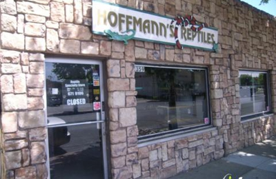 Hoffmann's Reptile Shop - Concord, CA