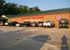 High Noon Indoor Pistol Range - Crosby, TX