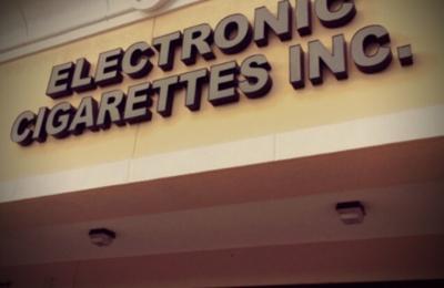 Electronic Cigarettes Inc. - Houston, TX