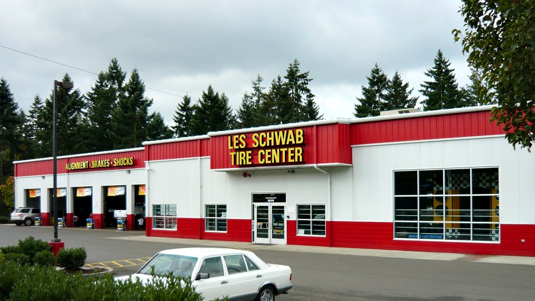 Les Schwab Tire Center Locations