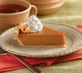 selling pumpkin pie for charity