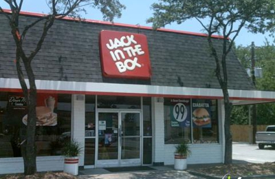 Jack in the Box - Houston, TX