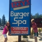 Izzy's Burger Spa - South Lake Tahoe, CA