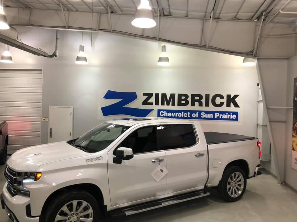 Zimbrick Chevrolet 1877 W Main St Sun Prairie Wi 53590