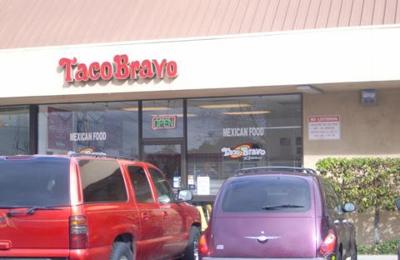 Taco Bravo - Fremont, CA