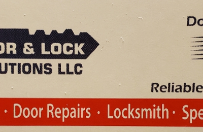 Pro Door & Lock Solutions LLC