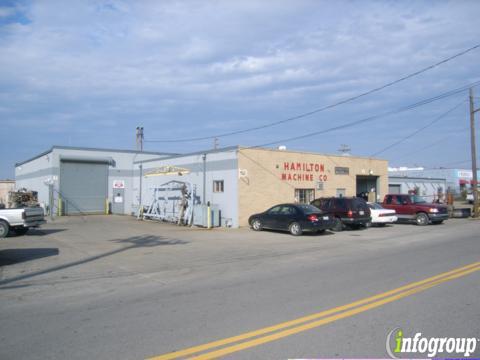 Nashville Machine Co Inc 530 Woodycrest Ave, Nashville, TN