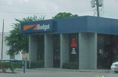 Budget Truck Rental - Houston, TX