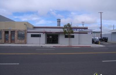 Eric's Auto Body & Paint - Redwood City, CA