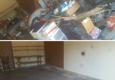 A-1 Hauling and Junk Removal - Wichita, KS. Garage Cleanout