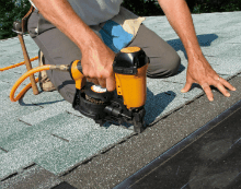 asphalt roof contractor
