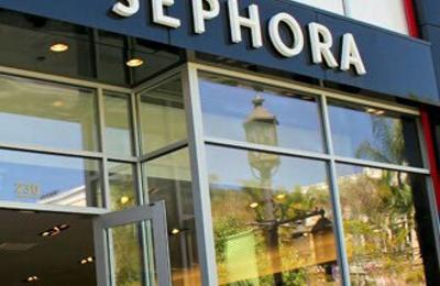 Sephora - Glendale, CA. Sephora front