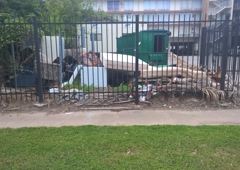 Bubba's Scrap and Junk Removal - Pearland, TX. Before