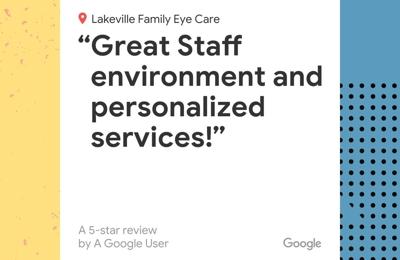 Lakeville Family Eye Care - Lakeville, MN