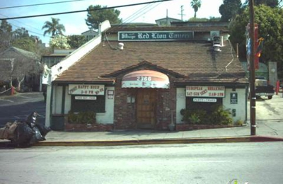 Red Lion Tavern - Los Angeles, CA