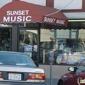 Sunset Music Co. - San Francisco, CA