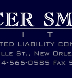 C. Spencer Smith AIA, LLC - New Orleans, LA